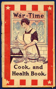 Wartime food. Recipes #oldfashioned #recipes #vintage
