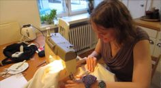 How to Sew a Viking Tent in 90 Seconds