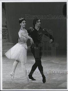 Press Photo Margot Fonteyn and Rudolf Nureyev-The Dean Martin Show - cvp93703 | eBay