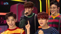 160228 B.A.P (비에이피) - Comeback Interview @ 인기가요 Inkigayo