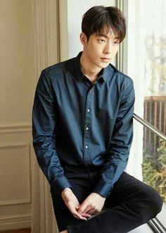 """180917 Nam Joo Hyuk's Interview for """"The Great Battle"""" movie Nam Joo Hyuk Smile, Nam Joo Hyuk Cute, Jong Hyuk, Lee Jong Suk, Korean Men, Asian Men, Asian Actors, Korean Actors, Nam Joo Hyuk Wallpaper"""