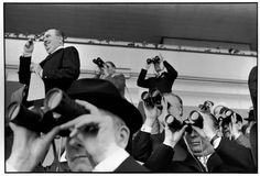 Henri Cartier-Bresson, Longchamp, Paris, France, 1969. © Henri Cartier-Bresson/Magnum Photos.