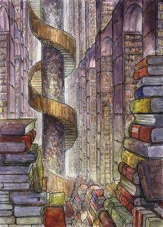 Il Lettore Forte vorrebbe un salone del libro labirinto.