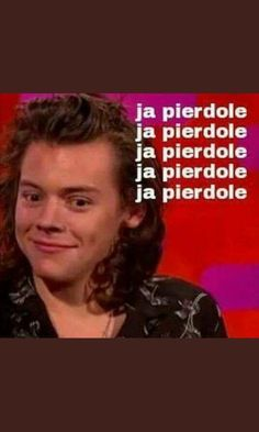 One Direction Harry Styles, One Direction Memes, Response Memes, No Response, Dramione, 1d And 5sos, My Hero Academia Manga, Larry Stylinson, Reaction Pictures