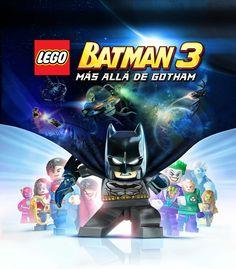 Nuevo póster del juego 'LEGO Batman 3: Más Allá de Gotham'