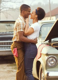 The Secret Life of Bees. He fought for her stubborn ways. Love  Nate Parker & Alicia Keys