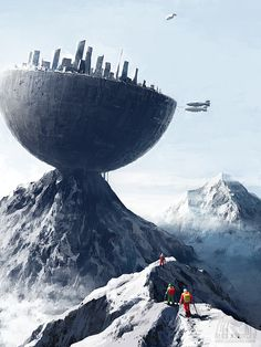 ♂ Imagination / Surrealismo / Surrealism Alex Andreyev. A separate Reality.