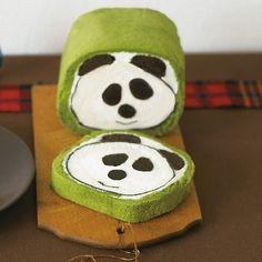 bread loaf #pandas