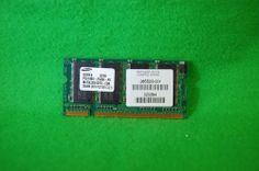 256MB Notebook RAM DDR1 Samsung 200p PC2100 CL2.5 M470L3224DT0-CB0 SODIMM