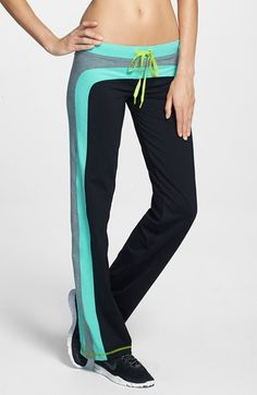 Trina Turk Recreation Stripe Track Pants available at #Nordstrom