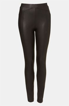 5 Fall Fashion Trends: Leather Leggings