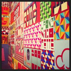 Barry McGee at the ICA Boston