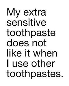 Teeth you sometimes can't live with them but you can't live without them either. #DeltaDental