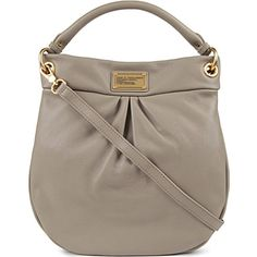 MARC BY MARC JACOBS Classic Q Hillier hobo (Cement) I Like You, Backpack 7eccc93ba5dd