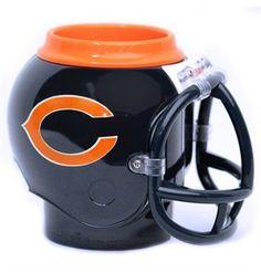 Chicago Bears Fan Helmet Mug