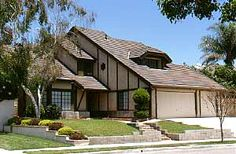 "Poltergeist Who could forget Carrie Anne? ""They're he-e-e-re!"" Well, 4267 Roxbury St. in Simi Valley, CA has been hit hard by earthquakes, but still stands long after the 1982 film debut. Here is a shot of it taken today."