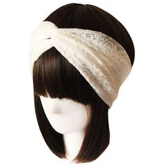 ieasysexy Women/Gril Lace Turban Twist Headband Head Wrap Twisted Knotted Knot Soft Hair Band *** Be sure to check out this awesome product.