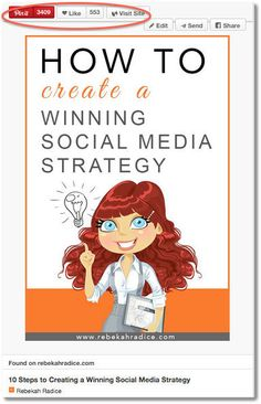 How to Create A Winning Social Media Strategy #socialmedia #socialmediastrategy