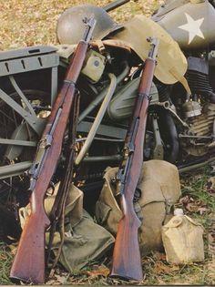 American Rifleman | The Unknown M1 Garand