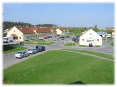 Vilseck Military Base in Vilseck, Germany