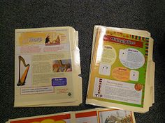 Great idea for emergency sub plan - make up file folder articles for kids to read - partner up, read for 10 minutes, share a few facts with partner, then switch folders...would take quite a bit of prep time, but probably worth it!