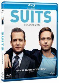Suits - Kausi 1 (Blu-ray) 17,95€