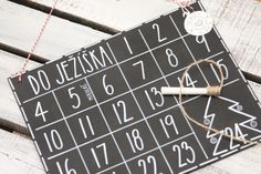 Adventní kalendář - Kdy už přijde... Ježíšek?
