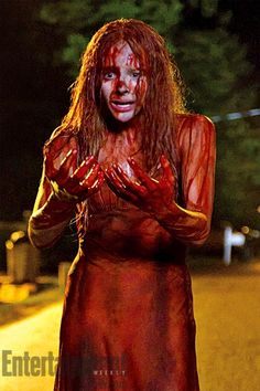 First image of Chloë Moretz on remake of Carrie! She is the best young actress of your time!