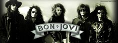 Check out these Bon Jovi Facebook Covers from FB Cover Street!