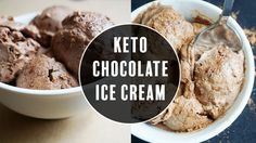 The Best Low Carb Ice Cream Recipe   Easy Keto Ice Cream