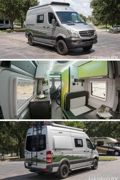 If you're looking for something a little bit more heavy-duty, then check out the This versatile vehicle will be able to take you where you want to go, even off the beaten path. Stop by and see just how much opportunity and space the Revel offers. Bike Storage In Van, Honda Element Camper, Super C Rv, 4x4 Camper Van, Class B Motorhomes, Cool Rvs, Camping Must Haves, Class B Rv, Luxury Rv