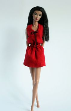 Sundress by Chic Barbie Designs on Etsy