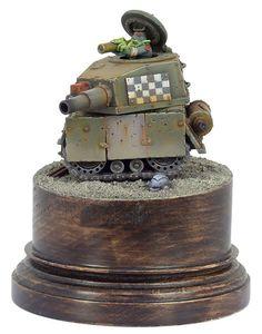 salamanders 40k tank | Warhammer 40k: Salamanders are now green Ultramarines, feel free to ...
