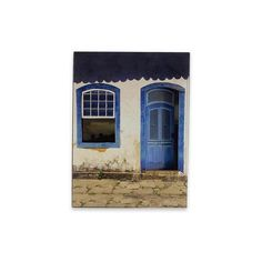 NOVICA Color Photograph Collage Mounted on Wood (2.490 RUB) ❤ liked on Polyvore featuring home, home decor, wall art, doors, blue, wall decor, wooden wall art, beach scene wall art, novica and collage wall art