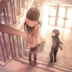 Cute/ dream relationship. <3