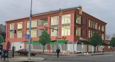 Image result for mixed use building three story
