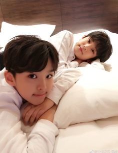 Liu Guanyi and Zhang Minghao