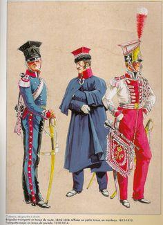 NAP- France: Les Chevau-Légers Polonaise de la Garde 1807-1815, by Michel Pétard.