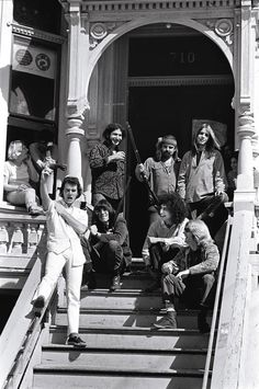 Rolling Stone release epic book collating their 50 year visual legacy Grateful Dead, Stinson Beach, Joan Baez, Classic Image, Classic Rock, Music Pictures, Janis Joplin, Jim Morrison, Scene Photo