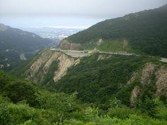 Misiryeong Yetgil(old road), Sokcho, Korea