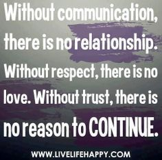 Relationship quote via www.LiveLifeHappy.com