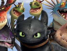 New HTTYD website with Dragonpedia all about the dragons from the movies and shows ...  How to train your dragon, hookfang, monstrous nightmare, skrill, belch & barf, hiddeous zippleback, toothless, night fury, stormfly, deadly nadder,  meatlug, gronkle, dragon