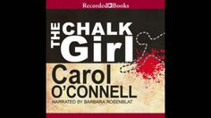 Audiobook Narrator Barbara Rosenblat THE CHALK GIRL Carol O'Connell