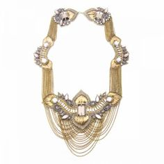 Suzanna Dai Jewelry Piece - chain