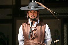 배우 류승룡 / 영화: 황진이(Hwang Jin-yi, 2007) - 희열 역