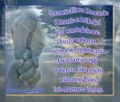 Sprawiedliwe Dawanie i Branie z  Miłości www.jasnowidzjacek.blogspot.com