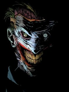 Death of the Family Joker. So disturbing!!