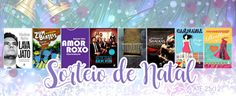 ALEGRIA DE VIVER E AMAR O QUE É BOM!!: [DIVULGAÇÃO DE SORTEIOS] - Sorteio: Natal com blog...