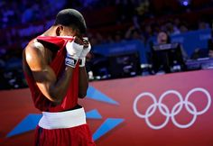 2012 Olympics-Sgt. Jamel Herring, a veteran of two tours in Iraq, was outscored 19-9 by Daniyar Yeleussinov of Kazakhstan.
