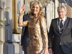 ♥•✿•QueenMaxima•✿•♥...Queen Maxima and King Willem Alexander attends Liberation Day Concert
